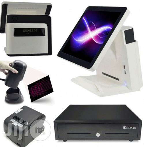 """15"""" All In One Touch Screen POS System"""