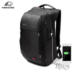 Kingson Laptop Packback Bag 17.3 Inches | Computer Accessories  for sale in Lagos State, Ikeja