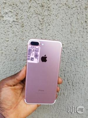 Apple iPhone 7 Plus 128 GB Silver   Mobile Phones for sale in Lagos State, Lekki