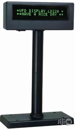 2 Line Customer Pole Display | Store Equipment for sale in Lagos State, Ikeja