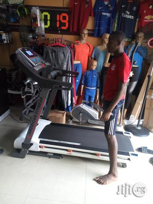 New 2.5hp Treadmill   Sports Equipment for sale in Lagos State, Ikeja
