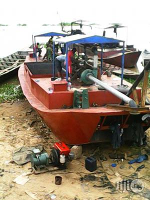 Mobile Dredgin Mechine   Watercraft & Boats for sale in Delta State, Oshimili South