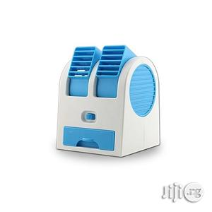 Generic Mini Fan Mini Fragrance USB Air Conditioning Fan - MULTI | Home Appliances for sale in Lagos State
