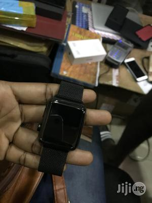 Apple Watch Series3 42mm With Magnetic Strap   Smart Watches & Trackers for sale in Lagos State, Ikeja