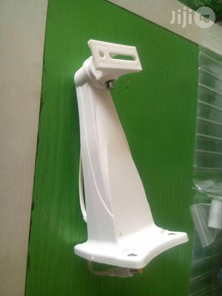 CCTV Stand With 12v 2amps Adapter All-In-One