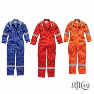 Safety Coverall & Fire Coverall.   Safetywear & Equipment for sale in Lagos State, Lagos Island (Eko)