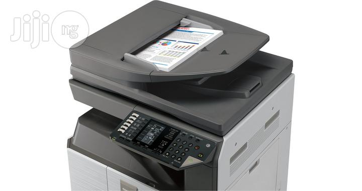 Sharp AR 6031NV Digital Photocopier Machine
