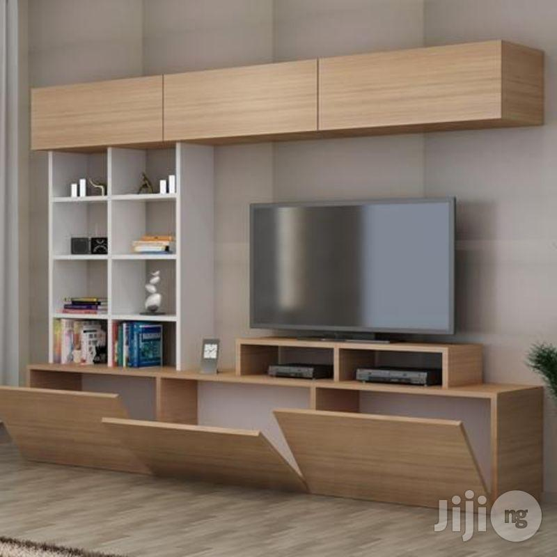 Capital TV Stand Unit (Reference: Fx259) | Furniture for sale in Agege, Lagos State, Nigeria