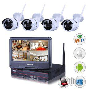 4 Channels Wireless Kit | Security & Surveillance for sale in Lagos State, Ikeja