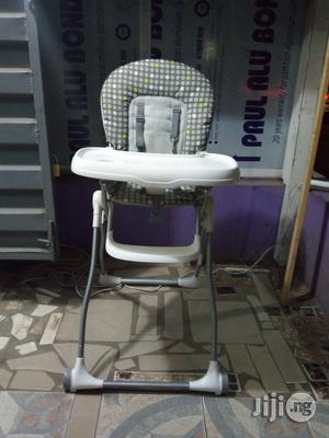 Tokunbo UK Used Baby High Feeding Chair Form 6months And Above | Children's Furniture for sale in Lagos State