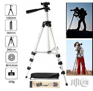 Professional Camera Tripod Stand 3110 With Phone Holder | Accessories & Supplies for Electronics for sale in Lagos State, Ikeja