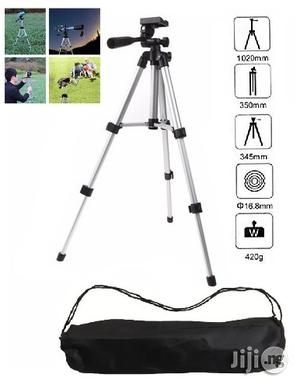 Telectronics 3110-tripod Stand For Camera And Mobile With Phone Holder | Accessories for Mobile Phones & Tablets for sale in Lagos State, Ikeja