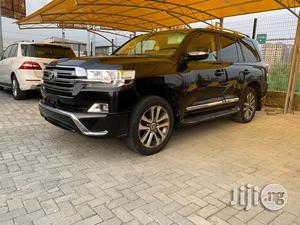 Toyota Land Cruiser 2016 Black | Cars for sale in Lagos State, Ikeja
