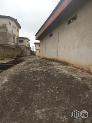 One Acre Of Land With Big Warehouse At Akute Via Ojodu Berger For Sale.   Commercial Property For Sale for sale in Ogun State, Ifo