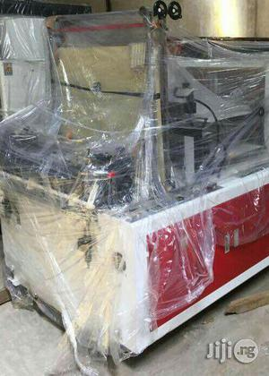 Double Decker Cutting And Sealing For Bag Making Machine | Manufacturing Equipment for sale in Lagos State, Ikeja