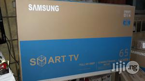 New Samsung Smart Led TV 65 Inches With 2 Years Warranty | TV & DVD Equipment for sale in Lagos State, Ojo
