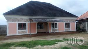 3 Bedrooms Bungalow & 1000sqm Land Akpasak Estate In Uyo | Houses & Apartments For Sale for sale in Akwa Ibom State, Uyo