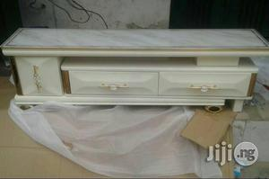 Television Shelves Marble Design | Furniture for sale in Lagos State