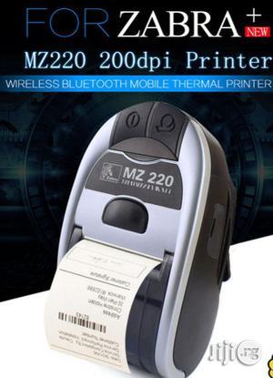 Wireless Bluetooth Printer Zebra EZ320 Mobile Printer   Printers & Scanners for sale in Lagos State, Ikeja