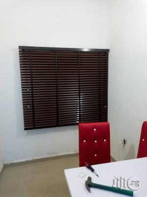 Wooden Day/Night Window Blind Curtain | Home Accessories for sale in Delta State, Oshimili South