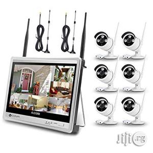 ARIT 8 Channels Wireless Wifi IP Cameras | Security & Surveillance for sale in Lagos State, Ikeja