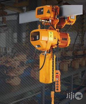 Electric Chain Hoist 0.5ton | Manufacturing Equipment for sale in Lagos State, Lagos Island (Eko)