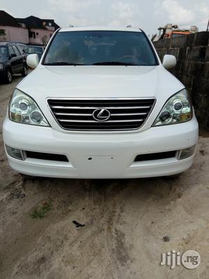 Lexus GX 2009 470 White | Cars for sale in Rivers State, Port-Harcourt