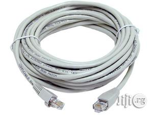 Cat6 Lan Network Patch Cord Cable 15m | Accessories & Supplies for Electronics for sale in Lagos State, Ikeja