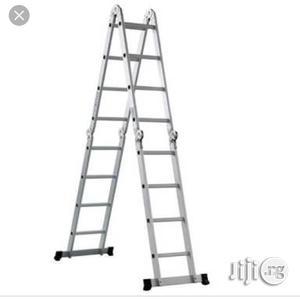 4x5 Aluminium Multipurpose Ladder | Hand Tools for sale in Lagos State, Ojo