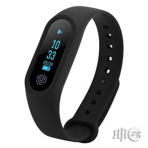 M2 Smart Band Heart Rate Monitor Sleep Fitness Tracker   Smart Watches & Trackers for sale in Lagos State, Ikeja