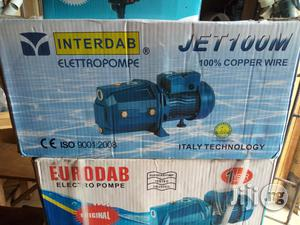 Intedab Water Pump Is Available | Manufacturing Equipment for sale in Lagos State, Surulere