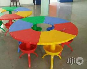 Children Chair And Table | Children's Furniture for sale in Lagos State, Surulere