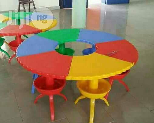 Children Chair And Table
