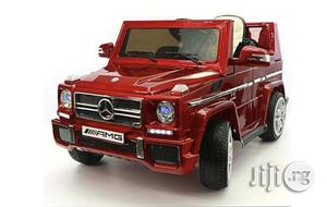 Mercedes Benz Mercedes Benz G Wagon Ride On For Kids | Toys for sale in Abuja (FCT) State, Central Business District