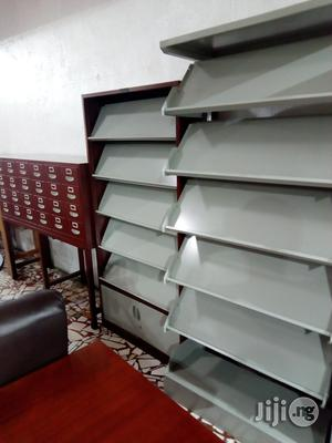 Shelves. Magazine And Book Shelves. Suitable For School Library And Offices   Store Equipment for sale in Lagos State, Ojo