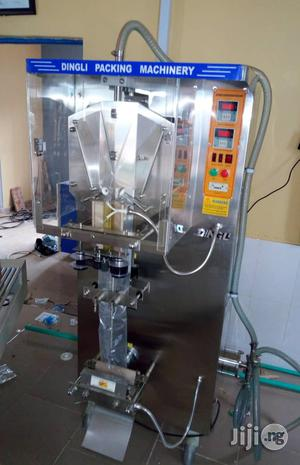 Dingli Sachet Pure Water Packaging Machine | Manufacturing Equipment for sale in Lagos State, Ojo