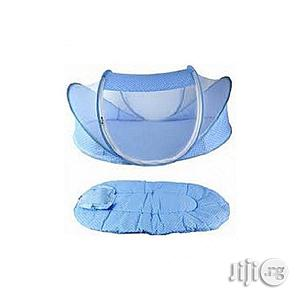 Awesome Mobile Baby Court Bed & Mattress With Mosquito Net | Children's Gear & Safety for sale in Lagos State