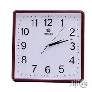 WIFI Wireless P2P Wall Clock Spy Camera With Motion Detection   Security & Surveillance for sale in Lagos State, Ikeja