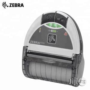 Bluetooth Mobile Thermal Printer Zebra MZ220 Mini Mobile Printer   Printers & Scanners for sale in Lagos State, Ikeja