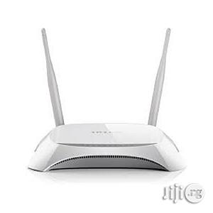 TP Link 3G/4G Tp Link Router - White | Networking Products for sale in Lagos State, Ikeja