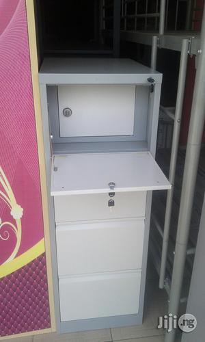 Office Metal Cabinet With Safe | Safetywear & Equipment for sale in Lagos State, Lekki