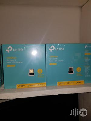 Tp-link's 150mbps Wireless N Nano USB Adapter, | Networking Products for sale in Lagos State, Ikeja