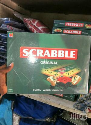 Original Scrabble Game or Board   Books & Games for sale in Lagos State, Maryland
