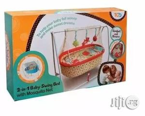 Baby Swing Bed With Mosquito Net   Children's Gear & Safety for sale in Lagos State, Surulere