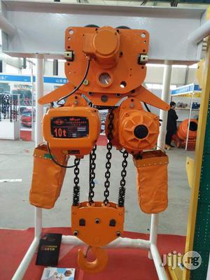 Electric Chain Hoist 10ton | Manufacturing Equipment for sale in Lagos State, Lagos Island (Eko)