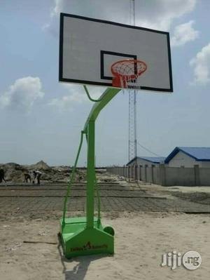 Standard Olympic Basketball Stand | Sports Equipment for sale in Lagos State, Maryland