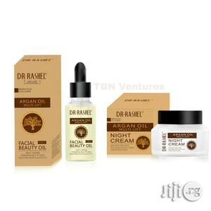 Dr Rashel Argan Oil Beauty Face Serum and Night Cream -30ml | Skin Care for sale in Lagos State