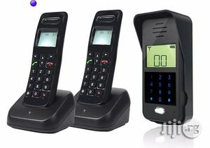 LCD Screen 2.4ghz Display Wireless Intercom Door Bell System   Home Appliances for sale in Lagos State, Ikeja