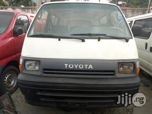 Toyota Hiace 1995 White | Buses & Microbuses for sale in Lagos State