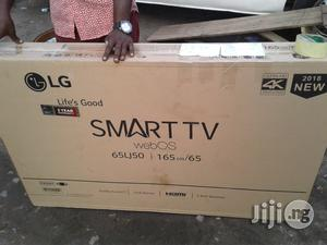 LG Smart TV 65 Inch | TV & DVD Equipment for sale in Lagos State, Orile